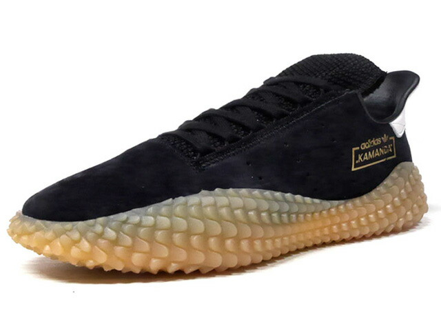 "adidas KAMANDA ""LIMITED EDITION for CONSORTIUM""  BLK/GUM (CQ2220)"