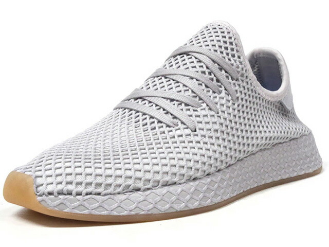 """adidas DEERUPT RUNNER """"LIMITED EDITION""""  L.GRY/GUM (CQ2628)"""