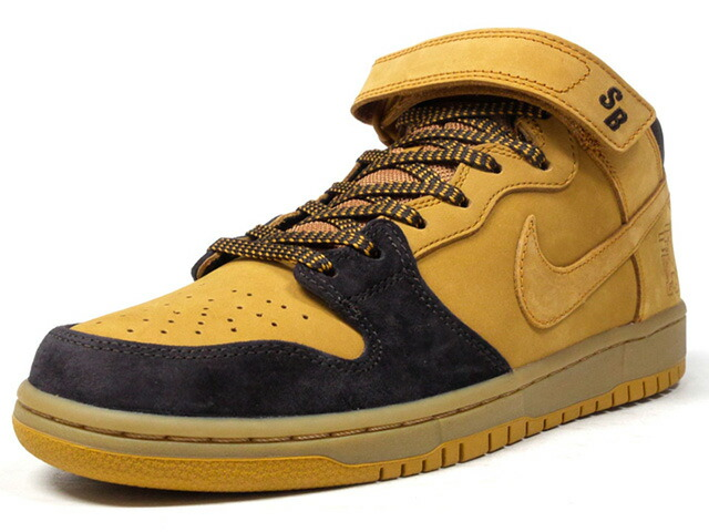 "NIKE DUNK MID PRO ""LEWIS MARNELL"" ""LIMITED EDITION for NONFUTURE""  BRN/BGE (AJ1445-200)"