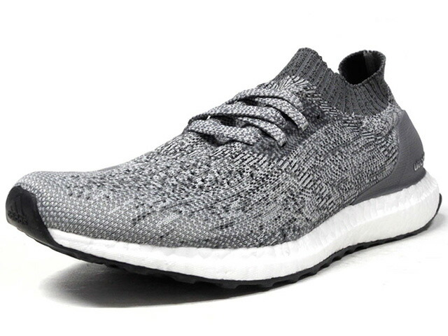 "adidas ULTRA BOOST UNCAGED ""LIMITED EDITION""  GRY/WHT/BLK (DA9159)"