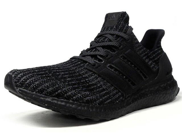 "adidas ULTRA BOOST LTD ""TRIPLE BLACK"" ""LIMITED EDITION""  BLK/GRY/BLK (BB6171)"