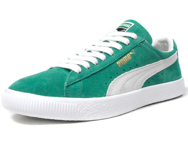 "Puma SUEDE 90681 ""SUEDE 50th ANNIVERSARY"" ""KA LIMITED EDITION""  GRN/WHT (365942-01)"