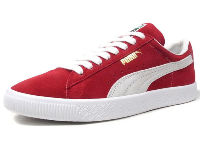 "Puma SUEDE 90681 ""SUEDE 50th ANNIVERSARY"" ""KA LIMITED EDITION""  RED/WHT (365942-02)"