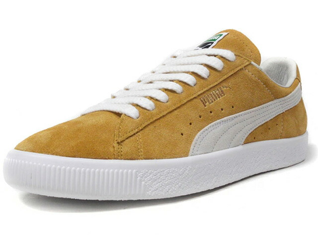 "Puma SUEDE 90681 ""SUEDE 50th ANNIVERSARY"" ""KA LIMITED EDITION""  GLD/WHT (365942-03)"
