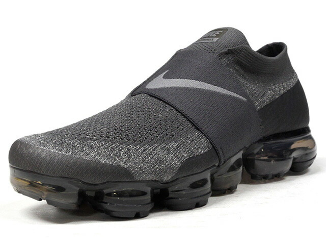 "NIKE AIR VAPORMAX FLYKNIT MOC ""MIDNIGHT FOG"" ""LIMITED EDITION for RUNNING FLYKNIT""  C.GRY/CLEAR (AH3397-013)"
