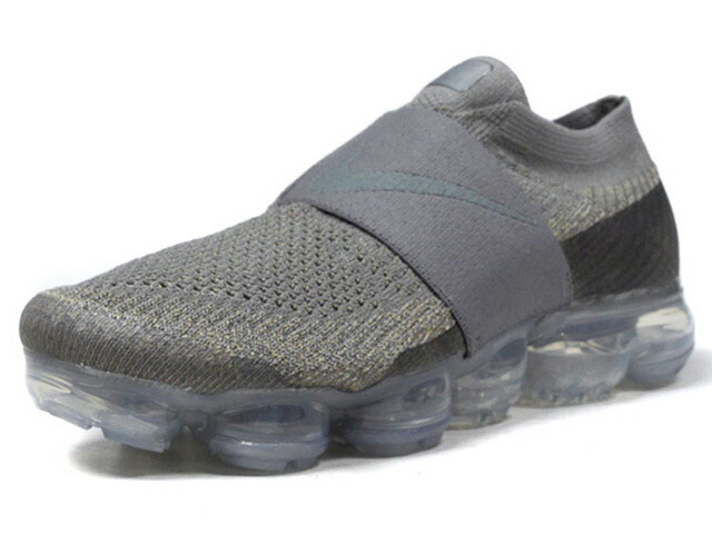 "NIKE (WMNS) AIR VAPORMAX FLYKNIT MOC ""DARK STUCCO"" ""LIMITED EDITION for RUNNING FLYKNIT""  OLV/CLEAR (AA4155-013)"