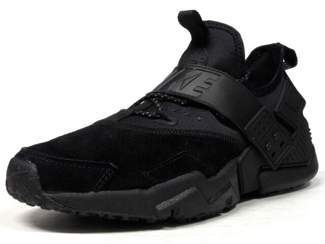 "NIKE AIR HUARACHE DRIFT PRM ""LIMITED EDITION for NSW BEST""  BLK/BLK (AH7335-001)"