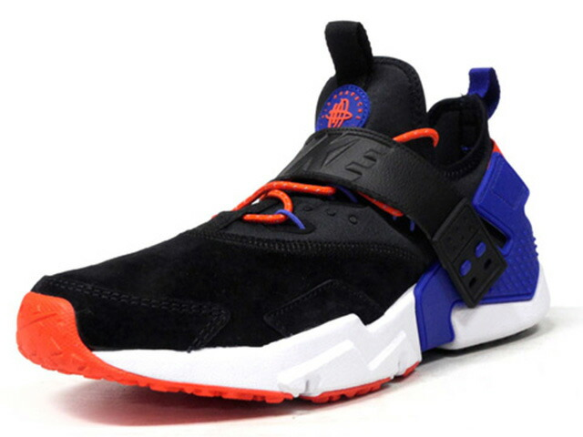 "NIKE AIR HUARACHE DRIFT PRM ""LIMITED EDITION for NSW BEST""  BLK/PPL/ORG/WHT (AH7335-002)"