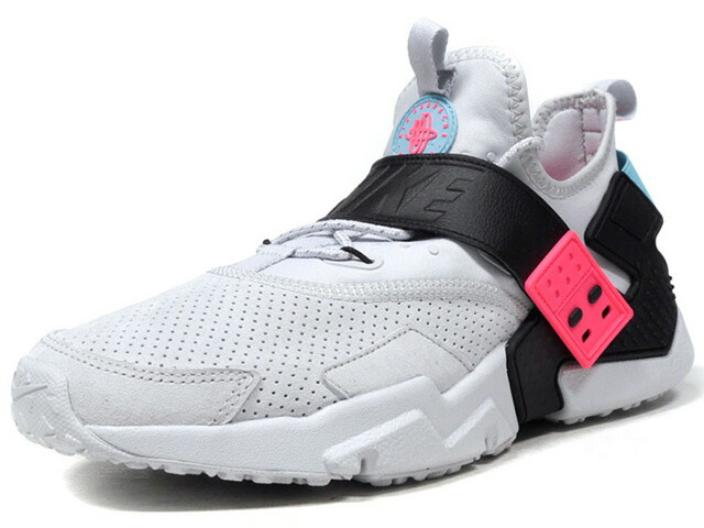 "NIKE AIR HUARACHE DRIFT PRM ""LIMITED EDITION for NSW BEST""  L.GRY/BLK/SAX/PNK (AH7335-003)"