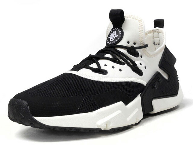 "NIKE AIR HUARACHE DRIFT ""LIMITED EDITION for NSW BEST""  BLK/WHT (AH7334-002)"