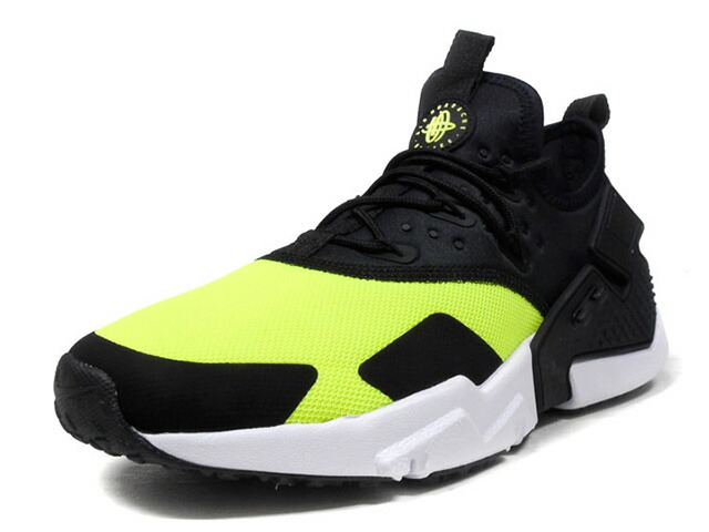 "NIKE AIR HUARACHE DRIFT ""LIMITED EDITION for NSW BEST""  BLK/YEL/WHT (AH7334-700)"