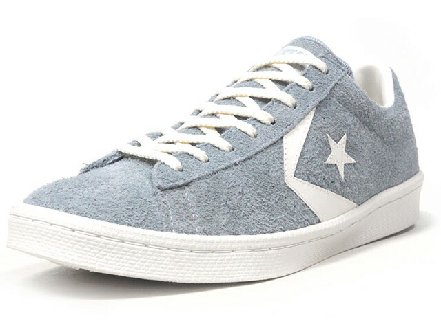 "CONVERSE PRO-LEATHER SUEDE OX ""CHEVRON & STAR HTG"" ""LIMITED EDITION""  SAX/WHT/NAT (32659906)"