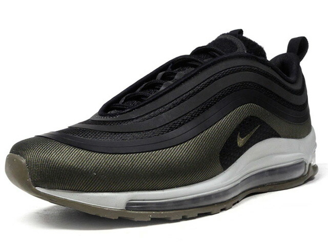 "NIKE AIR MAX 97 UL '17 HAL ""HOT AIR PACK"" ""LIMITED EDITION for NONFUTURE""  BLK/OLV/WHT (AH9945-001)"