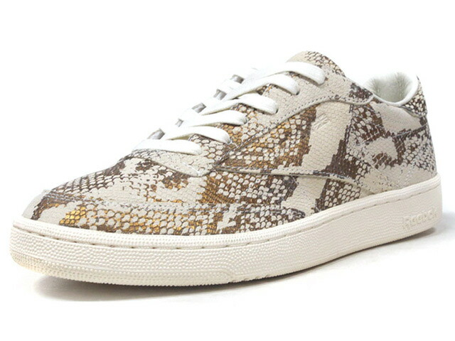 "Reebok CLUB C 85 AFF ""LIMITED EDITION""  O.WHT/GLD (CM9622)"