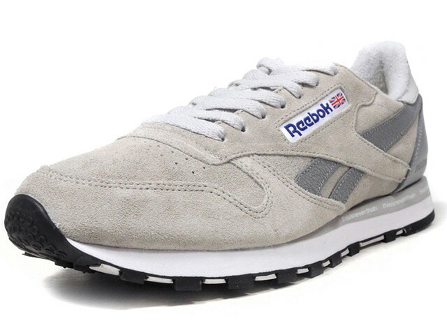 "Reebok CL LEATHER THIS ""THISISNEVERTHAT""  L.GRY/GRY/WHT (CN1728)"