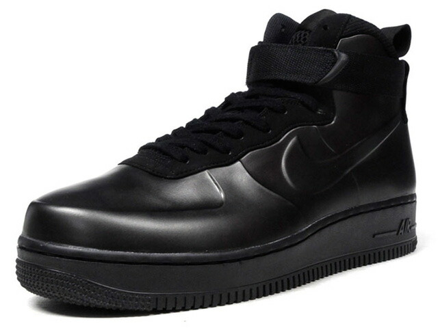"NIKE AIR FORCE 1 FOAMPOSITE CUP ""LIMITED EDITION for NONFUTURE""  BLK/BLK (AH6771-001)"