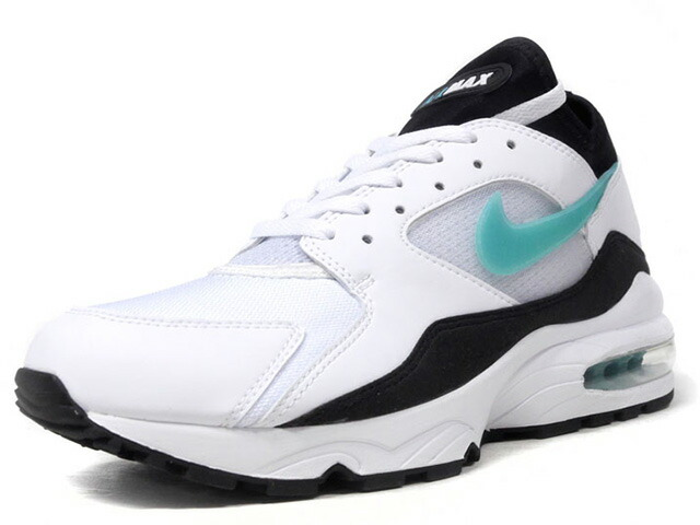 "NIKE AIR MAX 93 ""DUSTY CACTUS"" ""LIMITED EDITION for ICONS""  WHT/BLK/E.GRN (306551-107)"