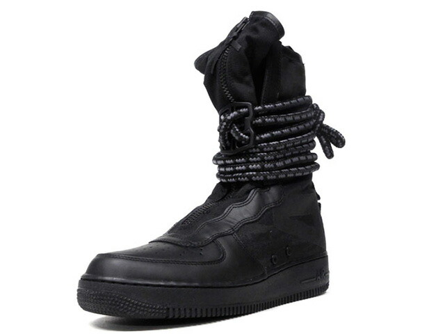 "NIKE SF AF 1 HI ""LIMITED EDITION for ICONS""  BLK/C.GRY (AA1128-002)"