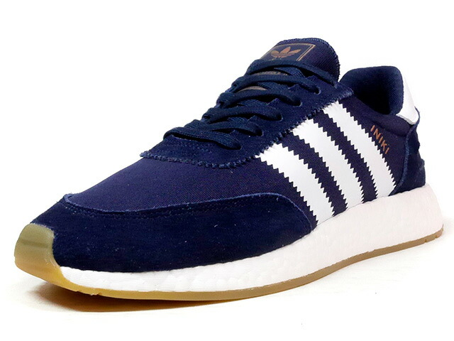 "adidas I-5923 ""LIMITED EDITION""  NVY/WHT/GUM (BB2092)"