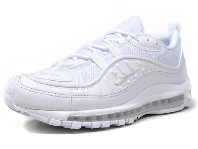 "NIKE AIR MAX 98 ""TRIPLE WHITE"" ""LIMITED EDITION for NONFUTURE""   WHT/WHT (640744-106)"