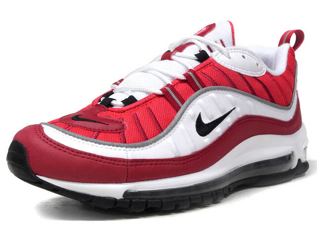 "NIKE (WMNS) AIR MAX 98 ""LIMITED EDITION for NONFUTURE""   RED/WHT/BLK (AH6799-101)"
