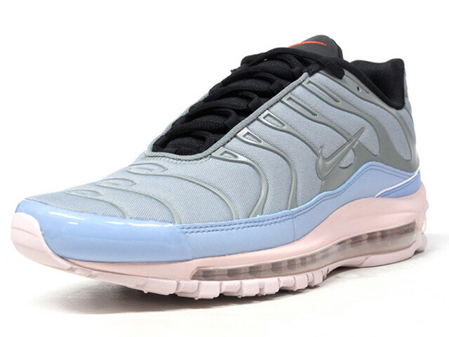"NIKE AIR MAX 97 PLUS ""LIMITED EDITION for NONFUTURE""  M.GRN/SAX/BLK/O.WHT (AH8144-300)"