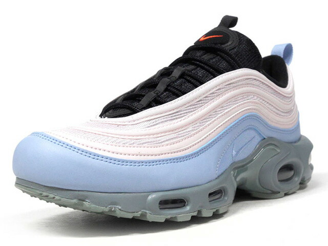 "NIKE AIR MAX PLUS 97 ""LIMITED EDITION for NONFUTURE""  O.WHT/BLK/SAX/M.GRN (AH8143-300)"