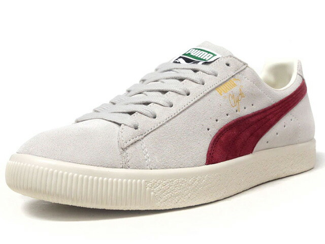 "Puma CLYDE FROM THE ARCHIVE ""LIMITED EDITION for LIFESTYLE""  O.WHT/BGD/NAT (365319-01)"