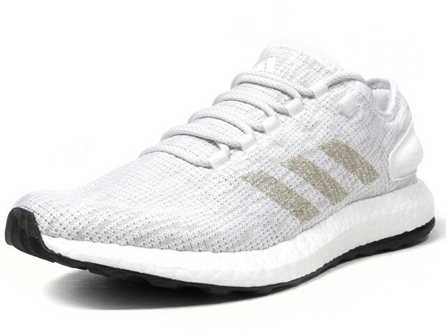 "adidas PURE BOOST ""LIMITED EDITION""  WHT/L.GRY (BB6277)"