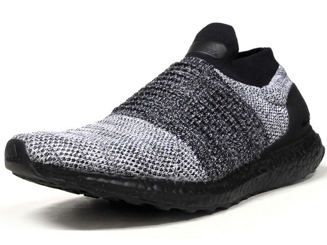 "adidas ULTRA BOOST LACELESS LTD ""LIMITED EDITION""  GRY/BLK (BB6137)"