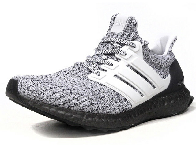 "adidas ULTRA BOOST LTD ""OREO"" ""LIMITED EDITION""  L.GRYWHT/BLK (BB6180)"