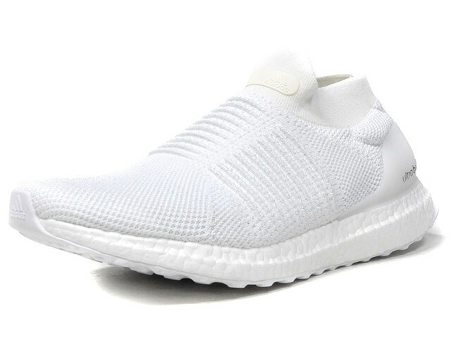 "adidas ULTRA BOOST LACELESS ""LIMITED EDITION""  WHT/WHT (BB6146)"