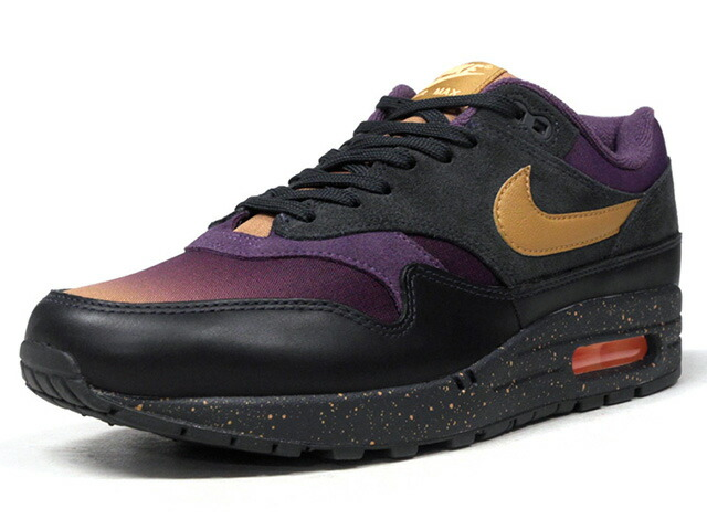 "NIKE AIR MAX 1 PREMIUM ""LIMITED EDITION for NSW BEST""  C.GRY/PPL/BGE (875844-002)"