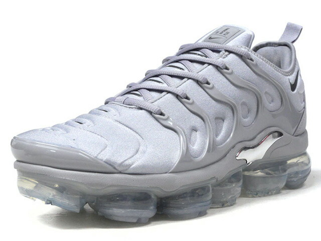 "NIKE AIR VAPORMAX PLUS ""LIMITED EDITION for NONFUTURE""  GRY/SLV/CLEAR (924453-005)"