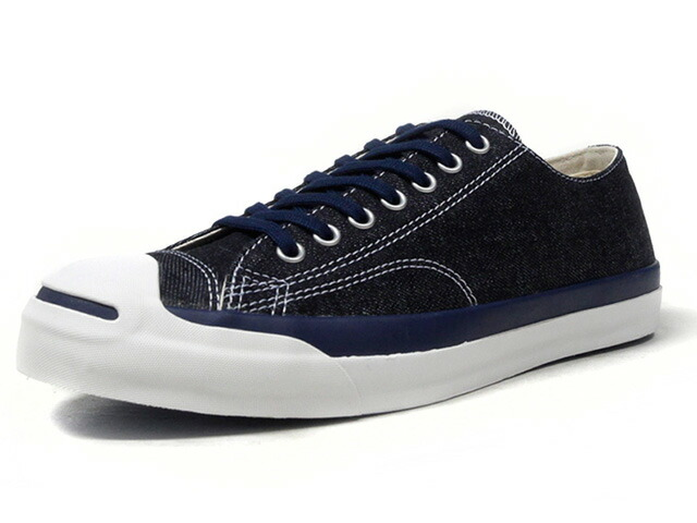 "CONVERSE JACK PURCELL KOJIMADENIM R ""LIMITED EDITION""  NVY/WHT (32263296)"