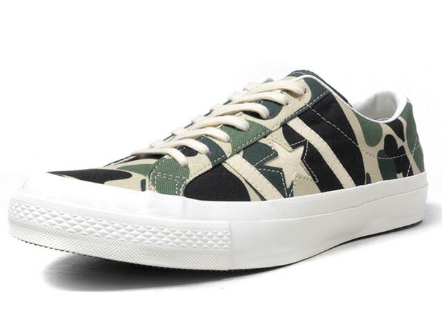 "CONVERSE STAR & BARS 83CAMO ""LIMITED EDITION""  CAMO/NAT (32360434)"