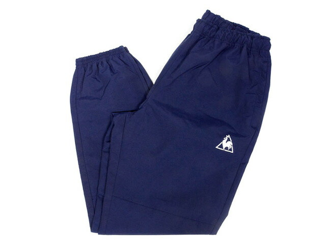 "le coq sportif NYLON PANTS ""FOOTBALL PACK""  WHT/RED/BLU (QLMLJG20MT)"