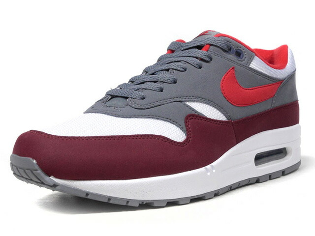 "NIKE AIR MAX 1 ""LIMITED EDITION for NSW BEST""  WHT/C.GRY/RED (AH8145-100)"