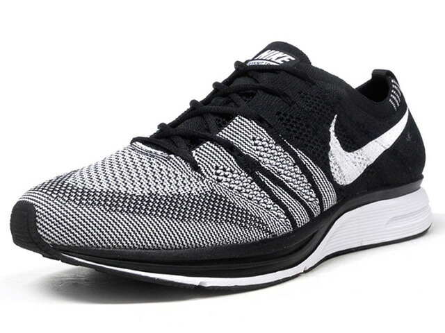 "NIKE FLYKNIT TRAINER ""LIMITED EDITION for NONFUTURE""  BLK/WHT (AH8396-005)"