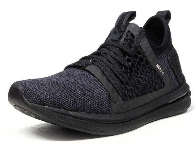 "Puma IGNITE LIMITLESS SR NETFIT ""LIMITED EDITION for PRIME""  BLK/BLK (190962-01)"