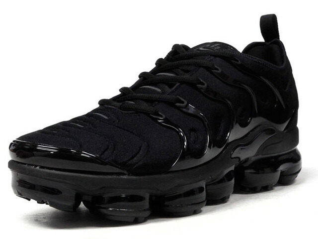"NIKE AIR VAPORMAX PLUS ""TRIPLE BLACK"" ""LIMITED EDITION for NONFUTURE""  BLK/BLK (924453-004)"