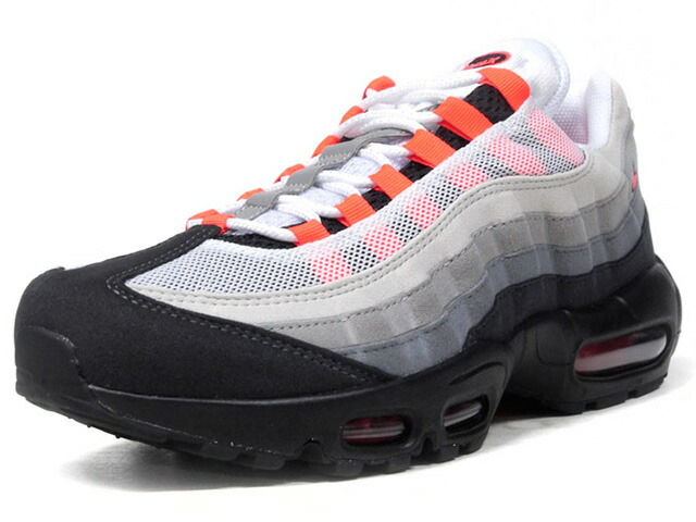 "NIKE AIR MAX 95 OG ""SOLAR RED"" ""LIMITED EDITION for NONFUTURE""  GRY/BLK/S.RED (609048-106)"