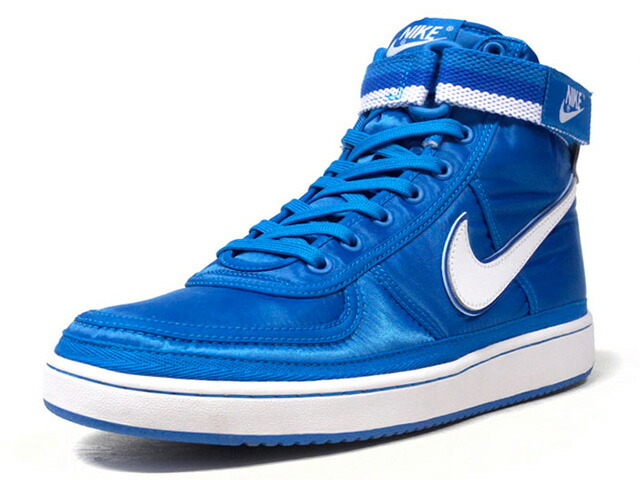 "NIKE VANDAL HIGH SUPREME ""LIMITED EDITION for NONFUTURE""  SAX/WHT (318330-400)"