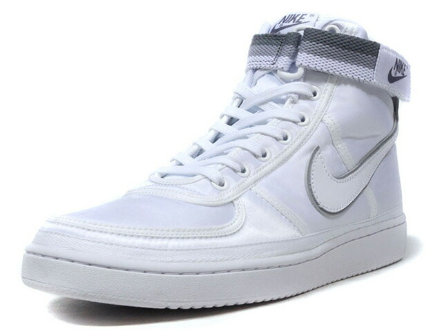 "NIKE VANDAL HIGH SUPREME ""LIMITED EDITION for NONFUTURE""  WHT/GRY (318330-100)"