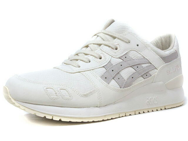"ASICSTIGER GEL-LYTE III ""DAIKI TANNER COTTON PACK"" ""LIMITED EDITION""  O.WHT/BGE (H842N-0000)"