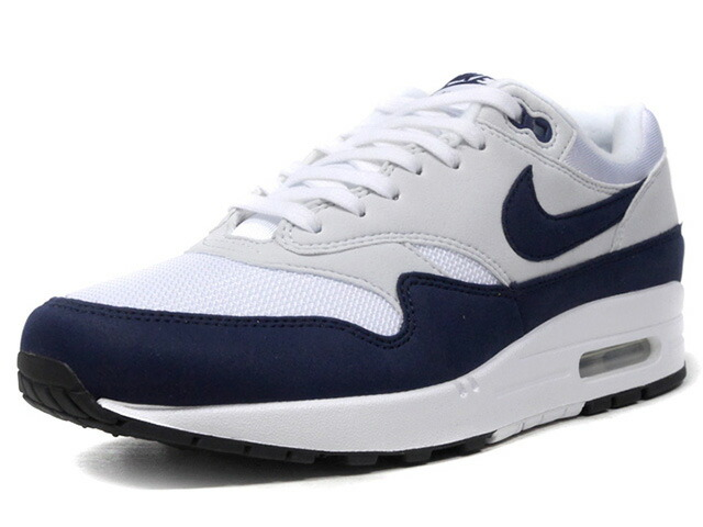 "NIKE (WMNS) AIR MAX 1 ""LIMITED EDITION for NSW BEST""  WHT/L.GRY/NVY (319986-104)"