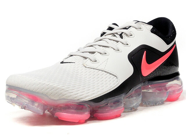 "NIKE AIR VAPORMAX ""LIMITED EDITION for RUNNING""  L.GRY/BLK/PNK/CLEAR (AH9046-001)"