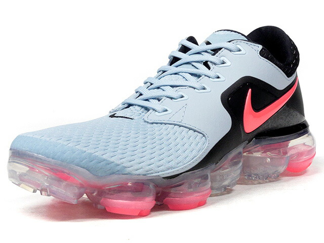"NIKE (WMNS) AIR VAPORMAX ""LIMITED EDITION for RUNNING""  L.BLU/BLK/PNK/CLEAR (AH9045-400)"