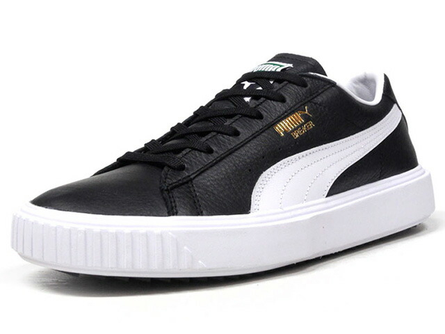 "Puma BREAKER LEATHER ""LIMITED EDITION for PRIME""  BLK/WHT (366078-01)"