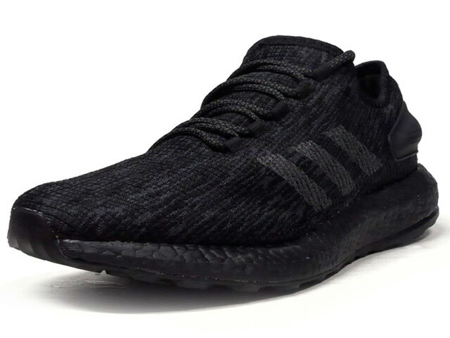 "adidas PURE BOOST LTD ""TRIPLE BLACK"" ""LIMITED EDITION""  BLK/BLK (BB6288)"